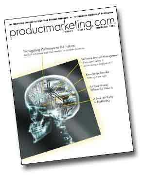 Product innovator - Magazine cover