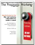 The Pragmatic Marketer: Volume 5 Issue 4