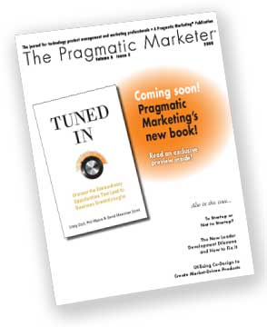 The Pragmatic Marketer: Volume 6 Issue 2