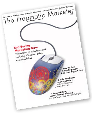 Pragmatic Marketer Volume 7 Issue 2
