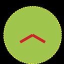 green arrow6