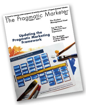The Pragmatic Marketer Volume 7 Issue 5