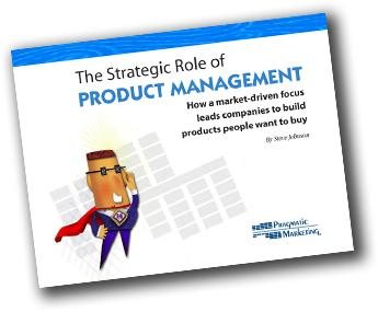 The Strategic Role of Product Management